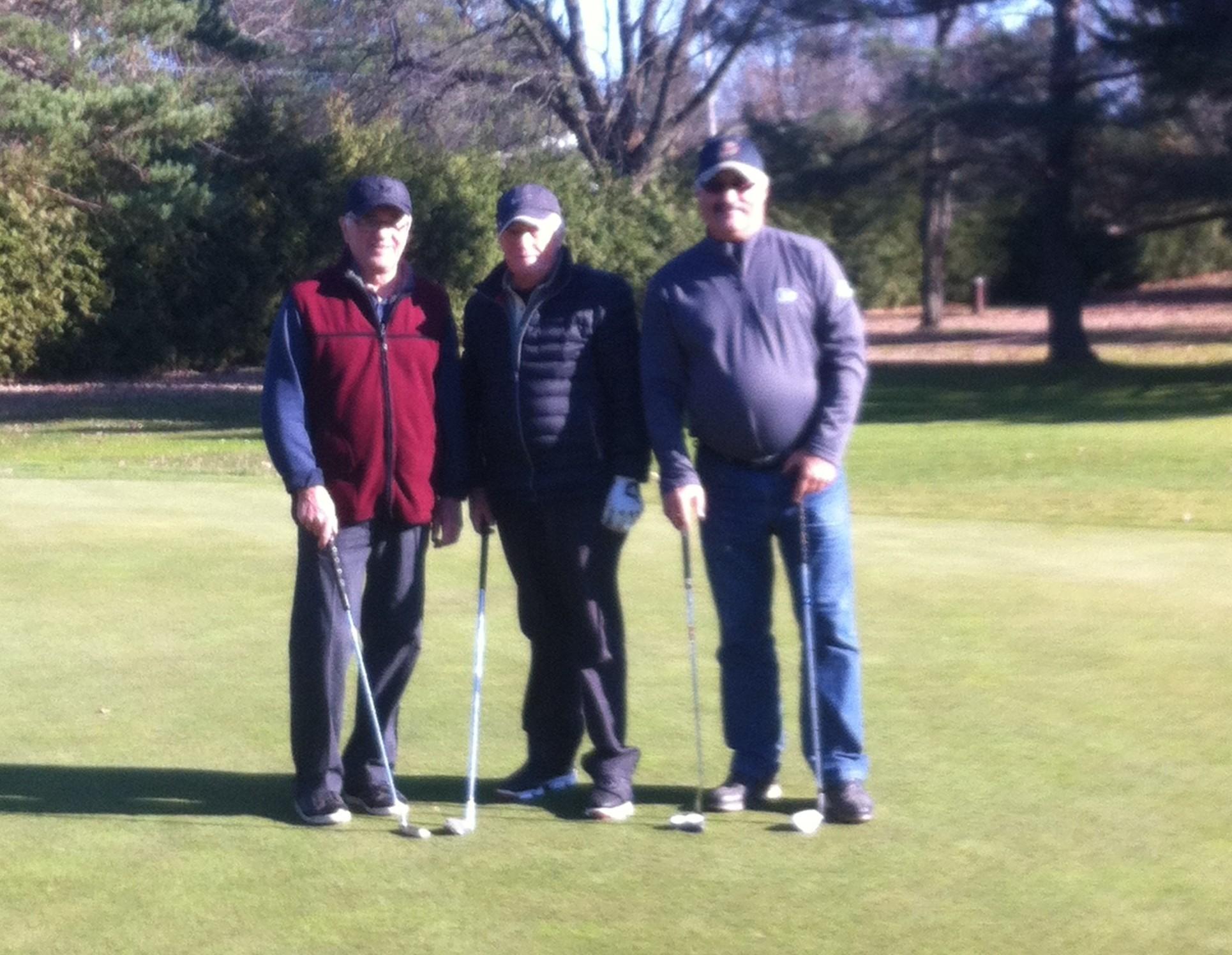 Le golf Heriot clôture sa saison 2015 vendredi 20 novembre