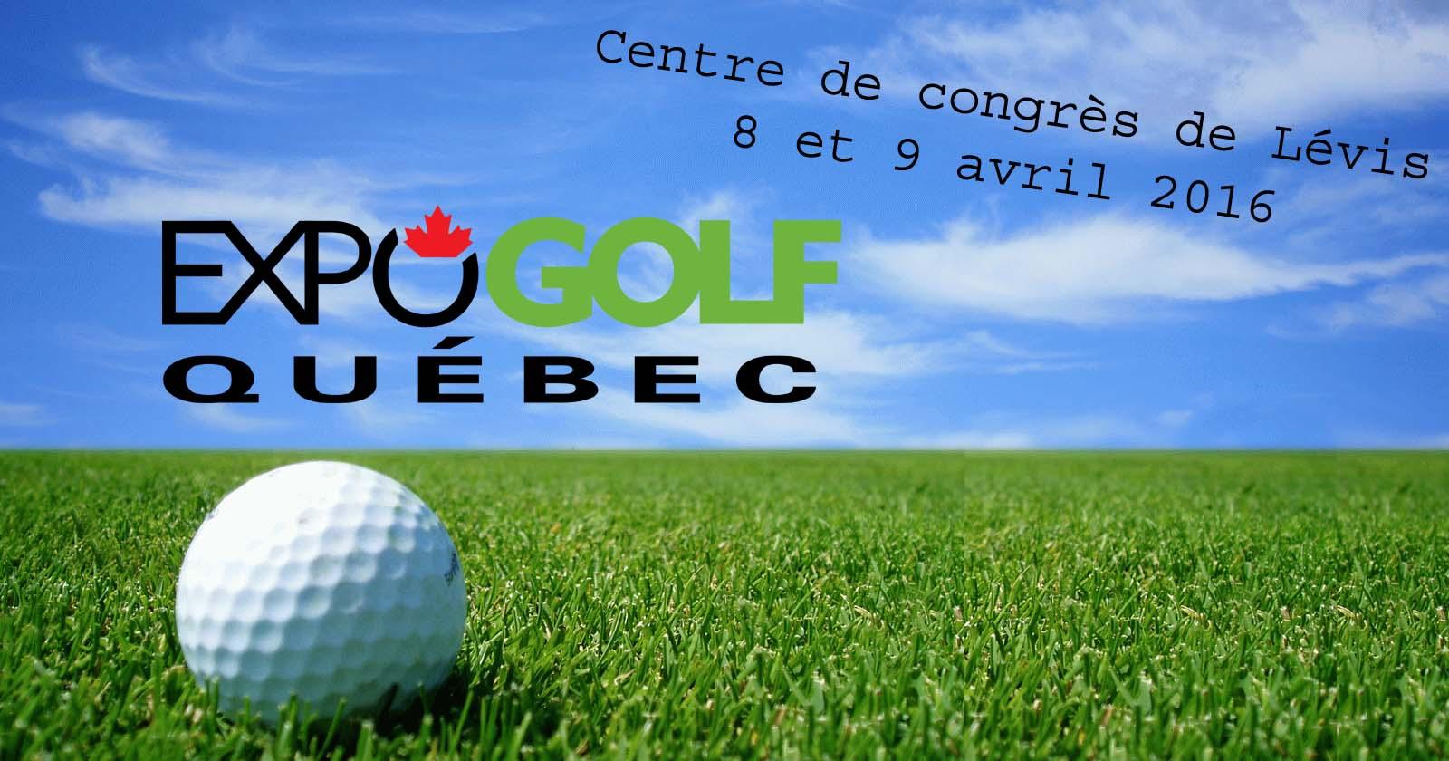 Expogolf  Québec