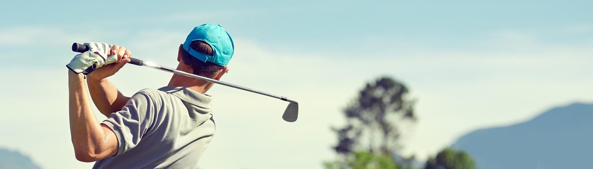 Élan de golf