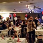 Salle de réception - Fête familiale - Golf Heriot
